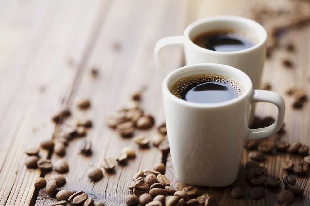 Coffee with an Edge in Chevy Chase