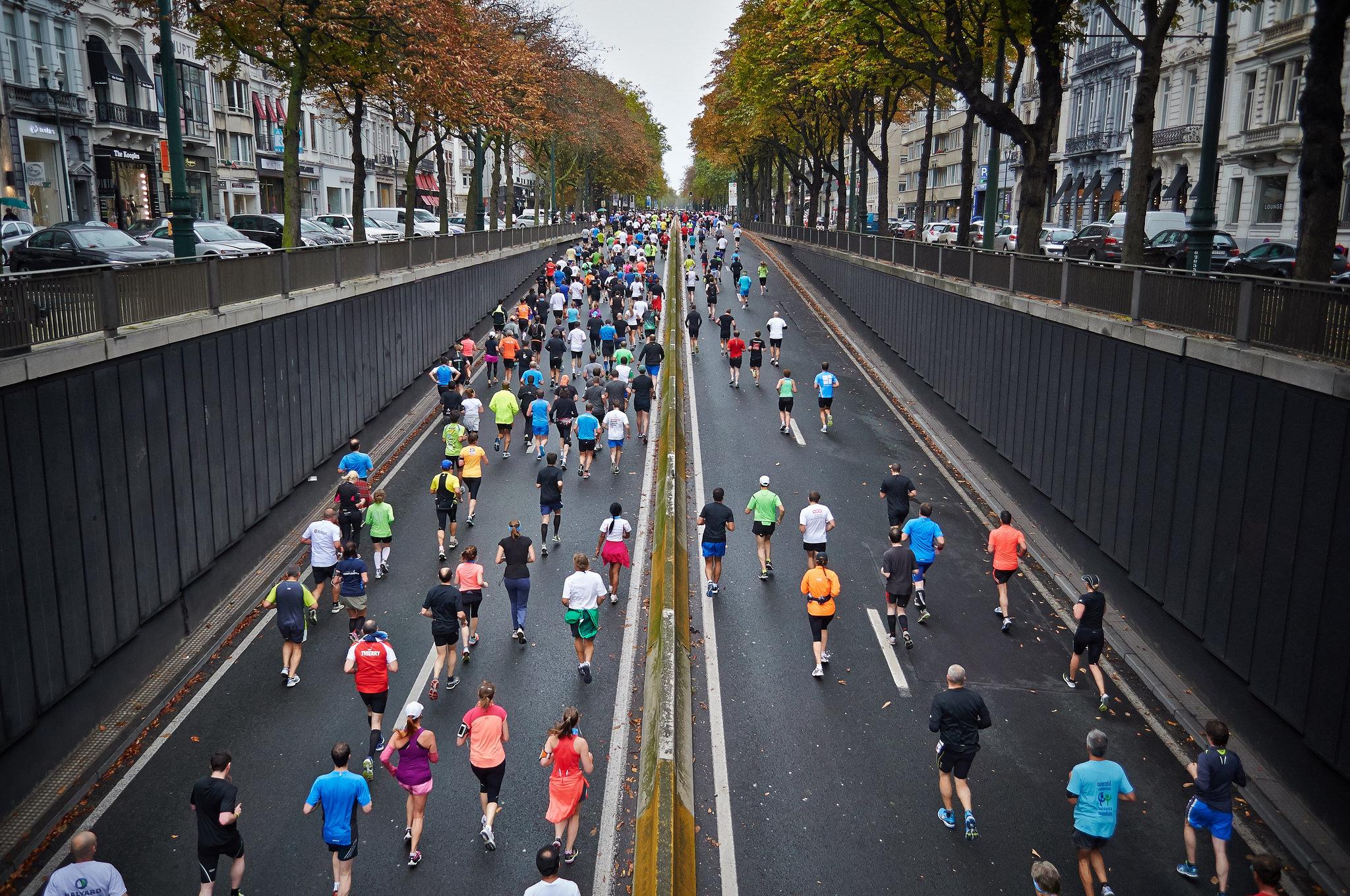 Upcoming 5K Runs and Fun Runs in April