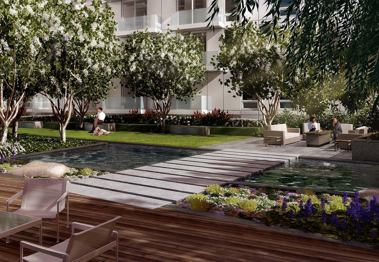 Reach for the Stars! Rooftop Amenities at 5333 Connecticut Avenue