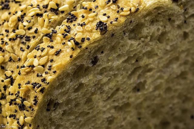 Nine Grain Sourdough Bread